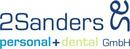 Logo 2Sanders personal+dental GmbH in Hannover